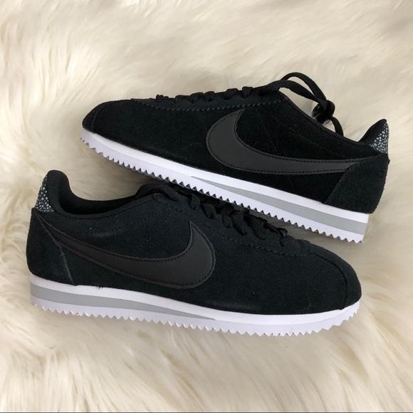 07fcbfb1bf3 Brand New Nike Classic Cortez Premium Suede Black